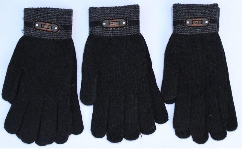Перчатки мужские Classic оптом 51268037 8115-2