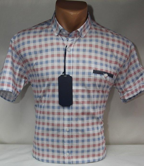 Рубашки мужские оптом 25044471 5053-2