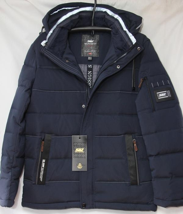 Куртки мужские зимние SAZ оптом 10369528 DF9330-122