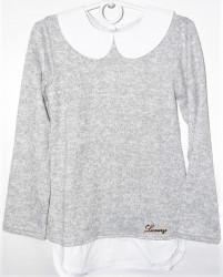 Рубашки подростковые оптом 58039261   052-1