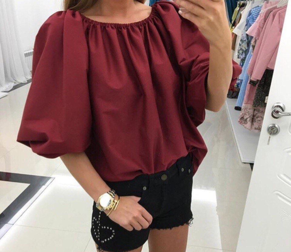Блузы женские оптом 75196483 23-5