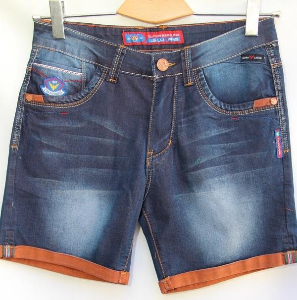 Шорты джинсовые мужские оптом 30691548 25047