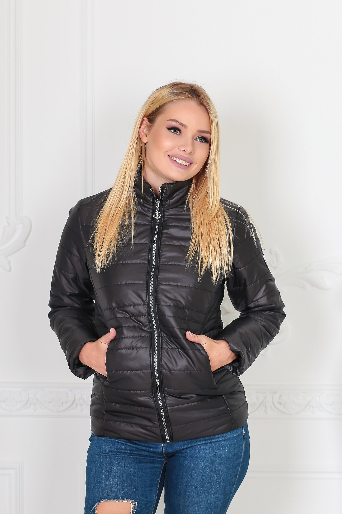 Куртки женские оптом 42019635 730-5