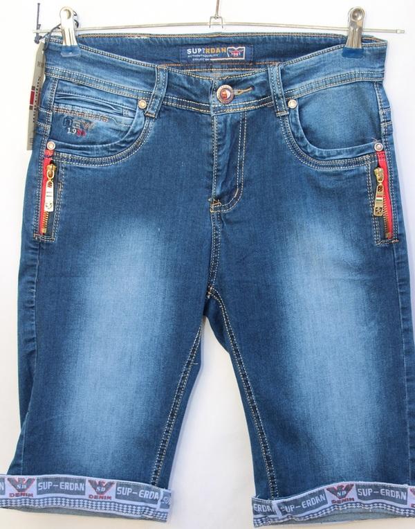 Шорты джинсовые детские оптом 03051697 1813