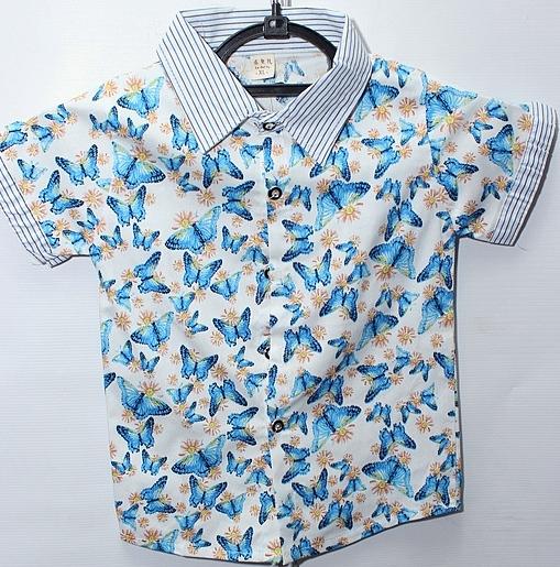 Рубашки детские оптом 89710654 1-15