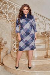 Платья женские БАТАЛ оптом 96483120 20 -5