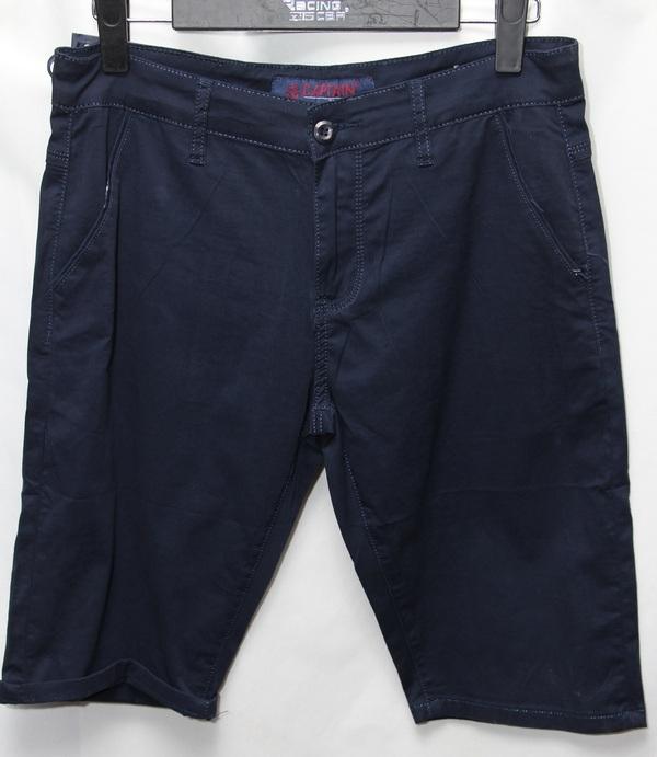 Шорты джинсовые юниор оптом 29051670 7701