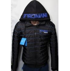 Куртка мужская зимняя оптом  08123537 0037