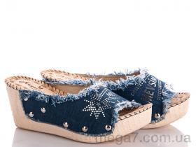 Шлепки, Makers Shoes оптом Джинс звезда