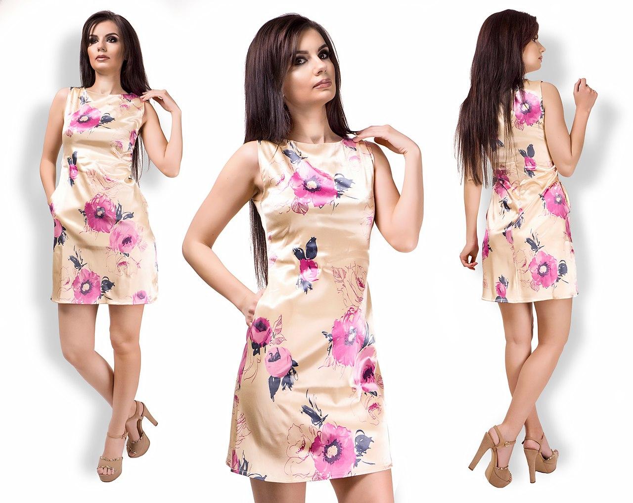 Платье женское оптом 23022335 888