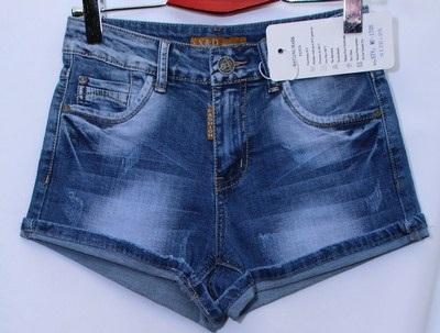 Шорты джинсовые женские X&Dоптом 68902534 1705