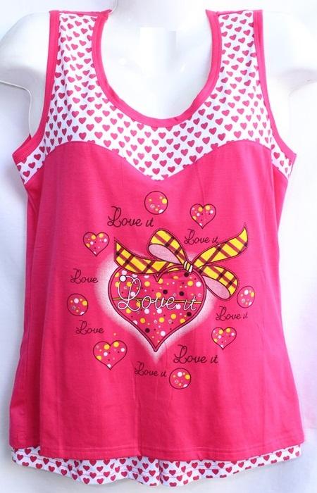 Ночные пижамы женские оптом 48726305 038-60