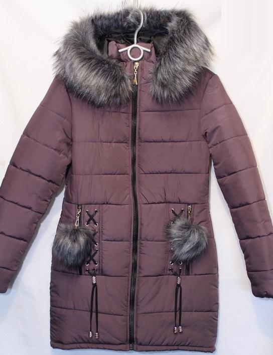 Куртки  V.I.R.T.  Украина женские  оптом 58249601 7530-95