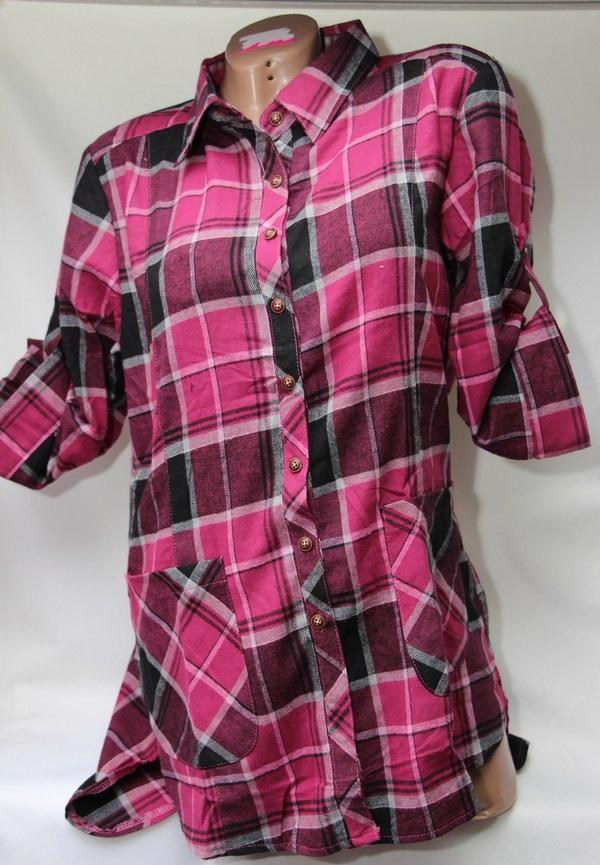 Рубашки женские оптом 1902807 60