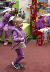 Спортивные костюмы (3ка) детские с начесом оптом 53078624  21-11
