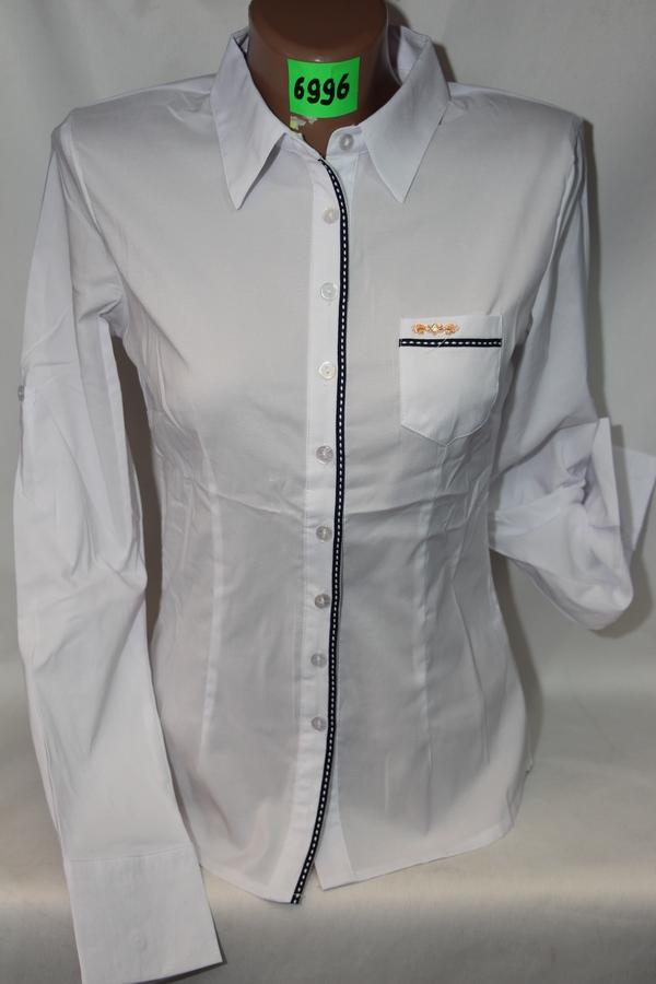 Блузы школьные оптом 24158670 6996-54