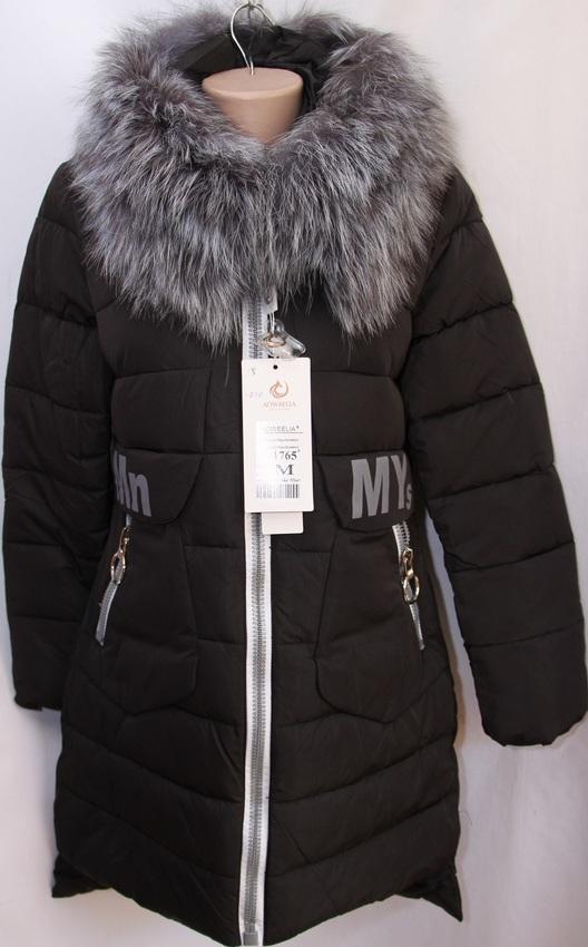 Куртки женские AOWEELIA оптом 19091209 1765