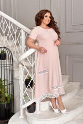 Платья женские БАТАЛ оптом 67045213 08-21