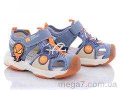 Сандалии, Class Shoes оптом BD2006-3 голубой