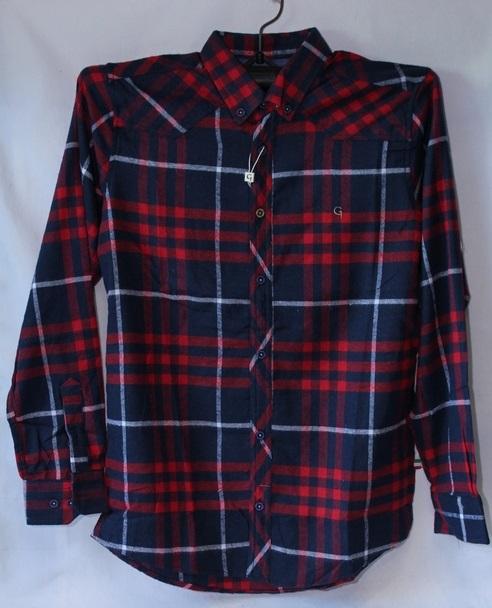 Рубашки мужские оптом 15104457 7639-35