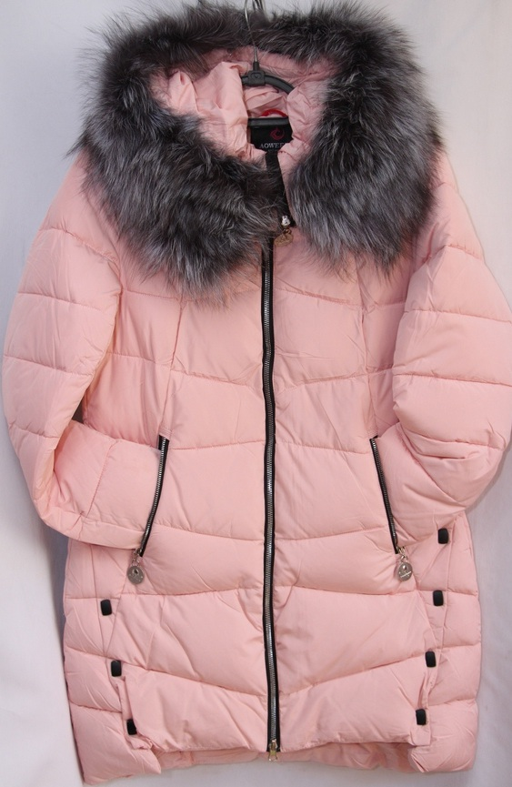 Куртки женские AOWEELIA оптом 19091209 8033-4