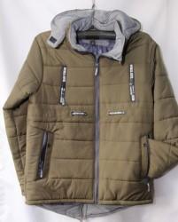 Куртка зимняя мужская оптом 62839154 568-12