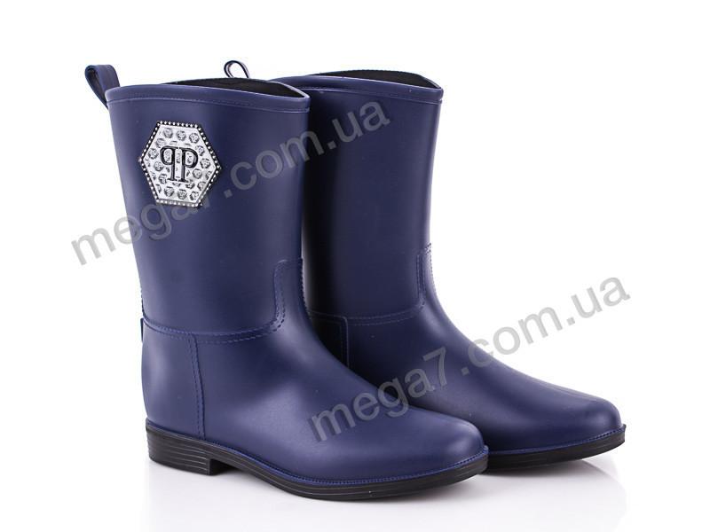 Резиновая обувь, Class Shoes оптом 608PP синий