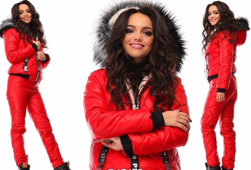 Лыжные костюмы женские 38016245 111-3