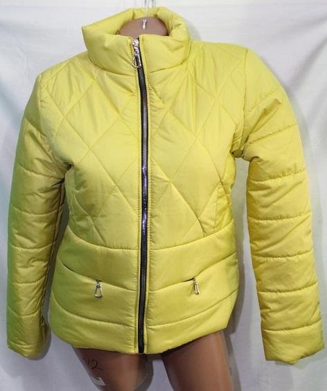 Куртки женские оптом 84629503  013-2