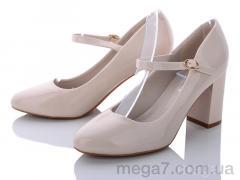 Туфли, QQ shoes оптом KJ503-4 уценка