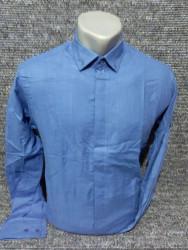Рубашки мужские PLENTI оптом 57146298 06-35
