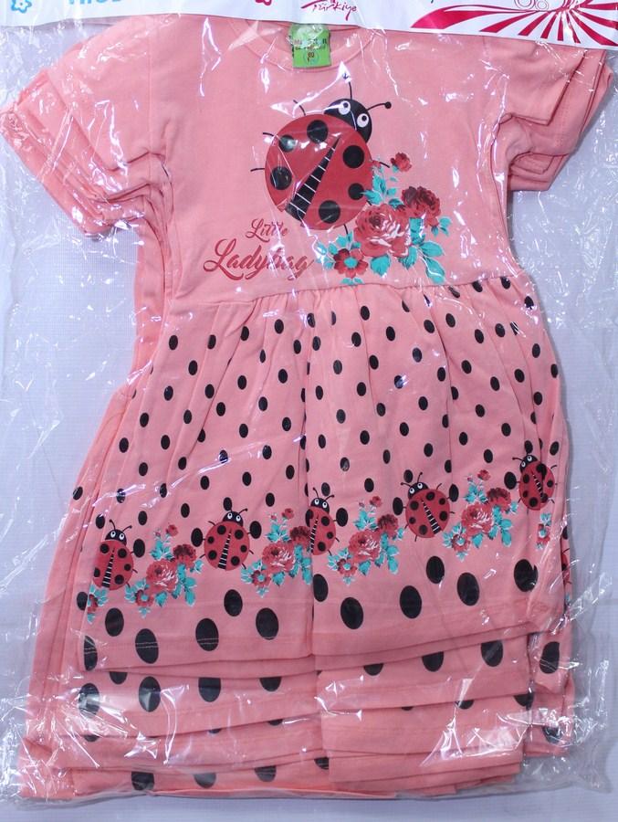 Платья детские  оптом 83124706 4409-12