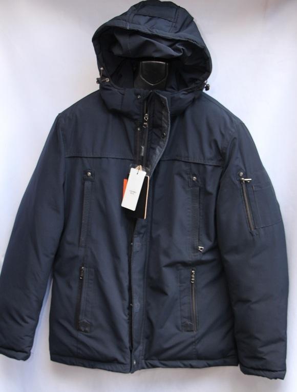 Куртка SOELUOS зимняя  мужская оптом 36790425 6791-1-1