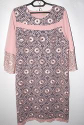 Платья женские SELTA БАТАЛ оптом 95386240 865-9