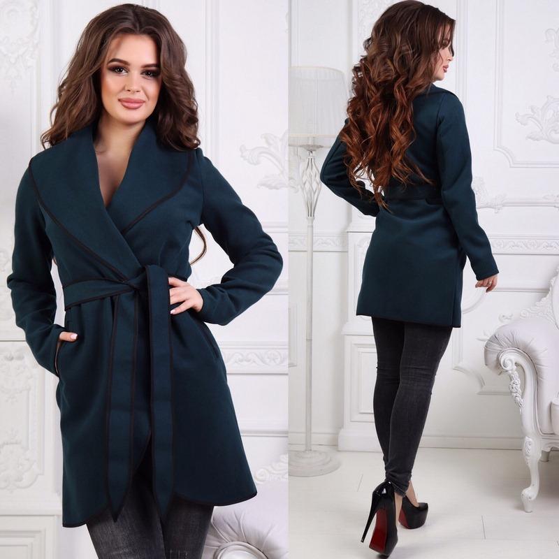 Пальто женские оптом 53816247 474-4