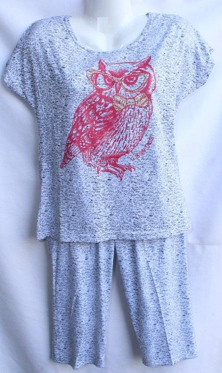 Ночные пижамы  женские оптом 39562107 053-1