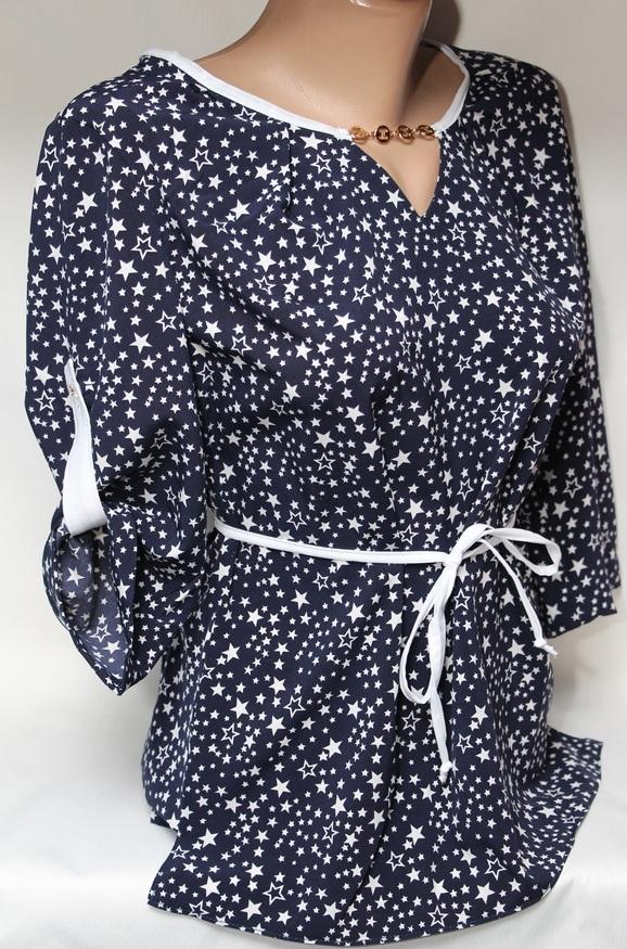 Блуза женская  оптом   11054904 9578-5