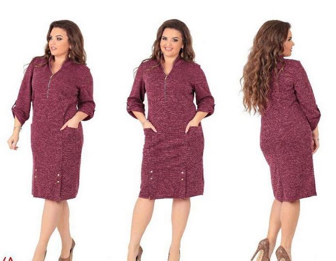 Платья женские оптом 98641375 4