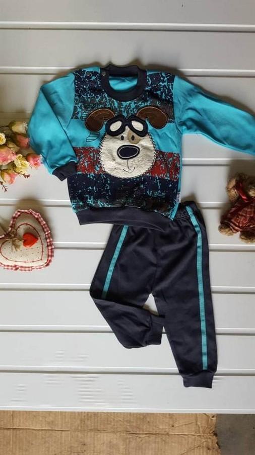 Ночные пижамы детские оптом 84912056 2-23
