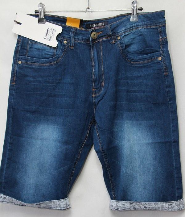 Шорты джинсовые мужские батал оптом 34071296 6012