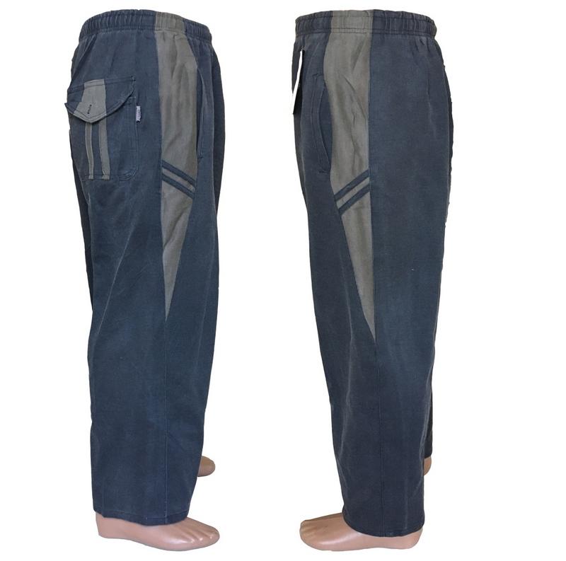 Спортивные штаны мужские оптом 48917526 V1