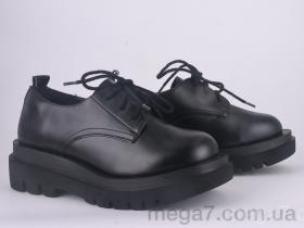 Туфли, Violeta оптом 166-26 black-2G