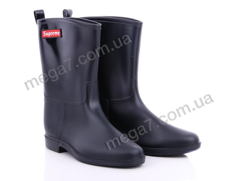 Резиновая обувь, Class Shoes оптом 608SP черный