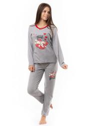 Пижамы женские оптом 43609817    2134-1