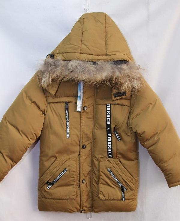 Куртки подростковые зимние оптом 20091076 13-5-2