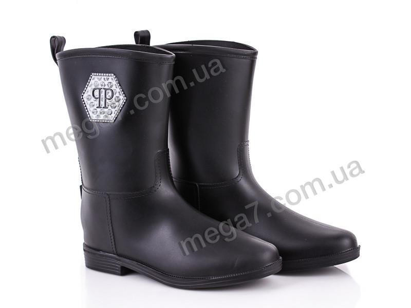 Резиновая обувь, Class Shoes оптом 608PP черный