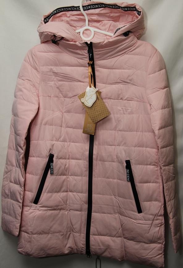 Пальто женское EVCANBADY оптом 51903687 716-2