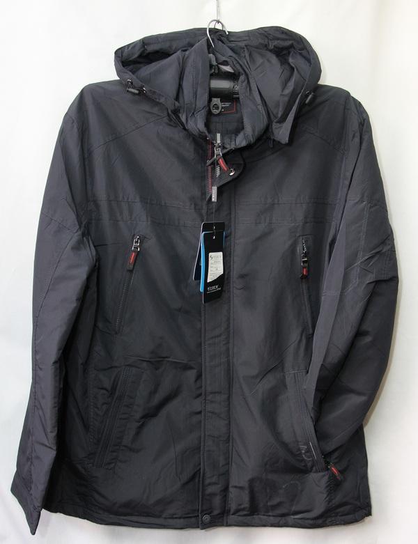 Куртки осенние мужские БАТАЛ оптом  24081080 JFYH1910-1