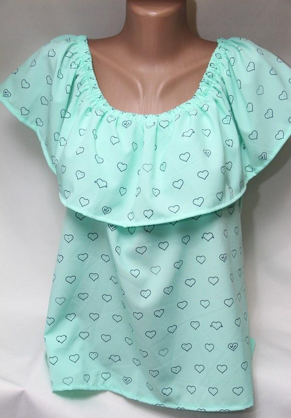 Блузы женские оптом 26041449 10-3