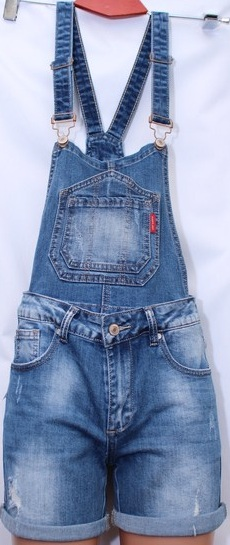 Комбенизоны женские джинсовые оптом 06065259 20496